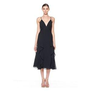 NWT La Maison Talulah Ethereal Lily Midi Dress